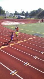 U8 Boys 200 Meter - Go Connor!