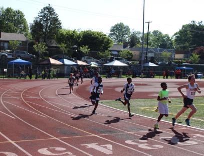 Boys 11-12 1500m - Brennen H.