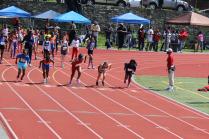 Girls 11-12 100m - Alivia S.