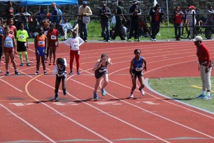 Girls 11-12 100m - Peyton L.
