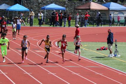 Girls 11-12 100m - Hailey F.