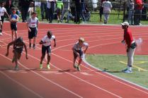Boys 11-12 100m - Keagan W.