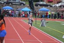 Girls 11-12 400m - Alivia S.