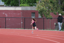 Girls 11-12 400m - Hailey F.
