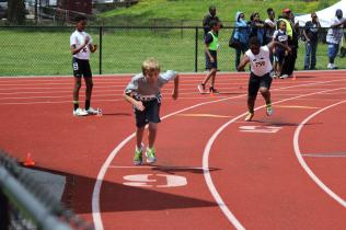 Boys 11-12 400m - Keagan W.