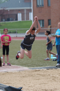 Nathan L. - standing long jump