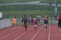 Girls 11-12 100 Meter Dash
