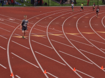 Connor H.'s 200 Meter Dash