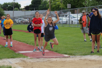 Hannah D., Girls 11-12 Standing Long Jump