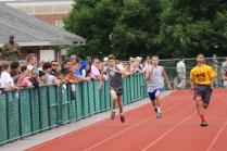 Nathan L., Boys 13-14 100m