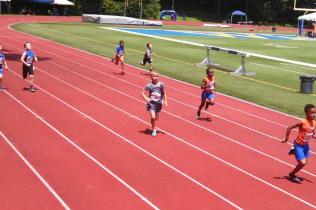 Connor H. - 200m