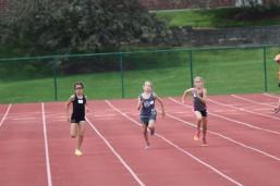 Isabel C. - 100m Dash